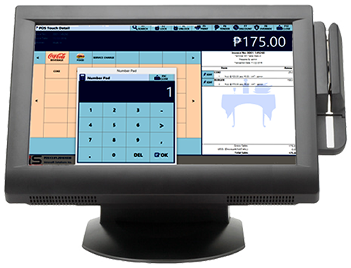 Affordable POS / Point Of Sale Software All In One For Sale Cebu